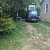 Creekside Vanlife or car camping