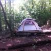 Private Hike-In Tent Site- Deer