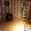 tiny house cabin, YURT glamping too