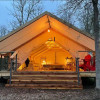 Lake front glamping A/C FRENCH