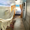 Bus#7 Luxury Tile Show Bus Camping