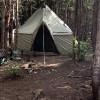 Beautiful private campsite