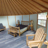 Off Grid Yurt Hurricane Moutain