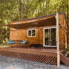 New tiny home on 7.4 wooded acres