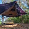 GlampVenture's Levitated Tree Tent