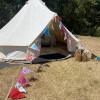 Coiot Luna Cort (Coyote Moon Tent)