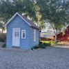 Restful Blue Bunkhouse
