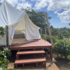 Large Canvas Yurt Manipura