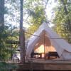 The Lady Asha Yurt/Treehouse!