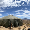 Hilltop Glamping by the Hot Springs