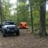 Bigfoot Camp, Secluded Tent/ Camper