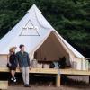 Ghost Barn: Yurt Glamping