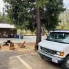 Clavey Camper Site