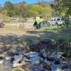 Camp Rossi Creek Campsite