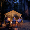 Creekside Glamping tent 1