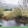 Kennebecasis river bank
