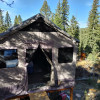 Ghost Town Glamping Outfitter Tent