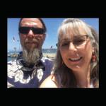 Hipcamper Dave & Mel