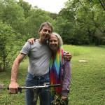 Hipcamper Steve and Virginia