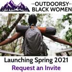 Hipcamper Outdoorsy Black Women