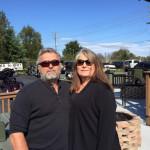 Hipcamper Tom & Beverly