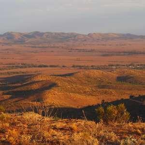 Bendleby Ranges