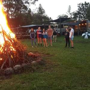Burrell Park Camping