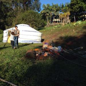 Modanville Campsite & Yurt, 45 min from Byron Bay