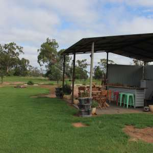 Gidgee's Bush Camp