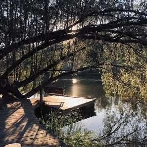 Weefarm Brisbane River Camping