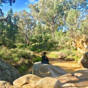 Cadagi Farm Stay in Central West NSW