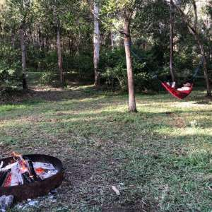 Amamoor Creek Camping