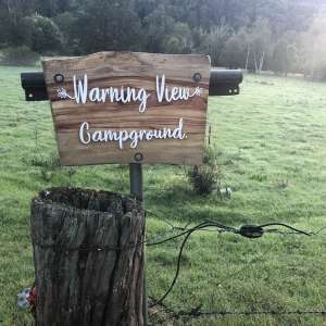 Warning View Campground
