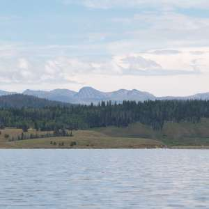 Steamboat Lake State Park
