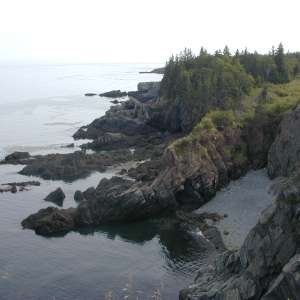 Cutler Coast Public Reserved Land
