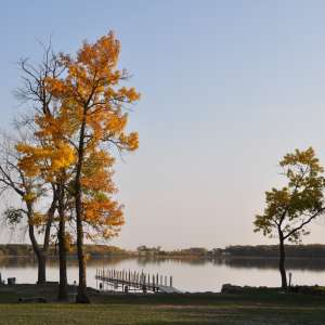 Clear Lake State Park Iowa