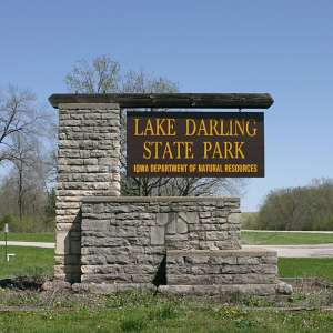 Lake Darling State Park