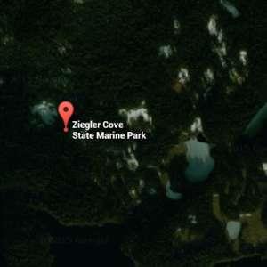 Ziegler Cove State Marine Park