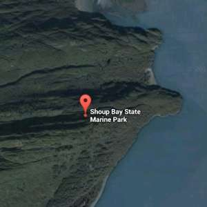 Shoup Bay State Marine Park
