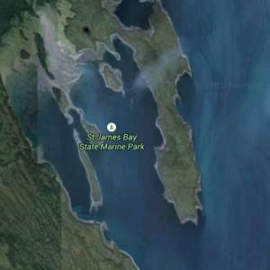 Saint James Bay State Marine Park