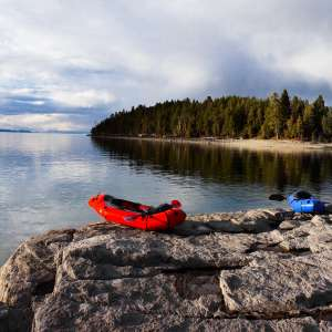 Flathead Lake State Park - Finley Point Unit