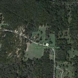 Boggy Depot State Park