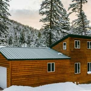 Modern San Isabel Cabin