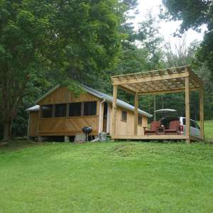 Sugar Run Cabin #1 - Riverview