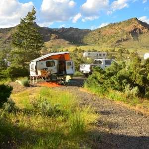 Shoshone National Forest