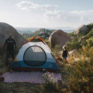 Sagewinds Farm High Desert camp