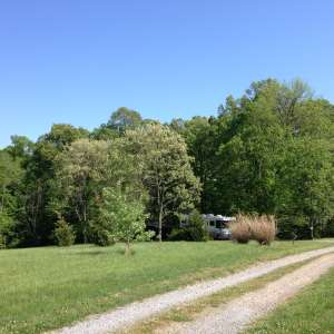 Small Farm Private RV Site