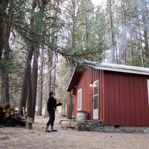 Squirrelville Cabin