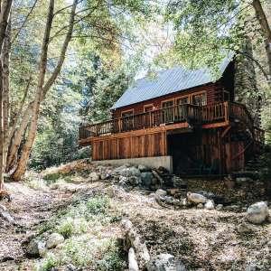 Creekside Vintage Camp