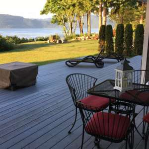Samish Bay Cottage